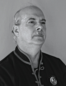 Pete Starr author photo, B and W