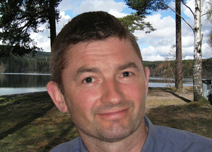 Gerard Taylor Author Photo