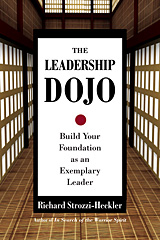 The Leadership Dojo, Cover