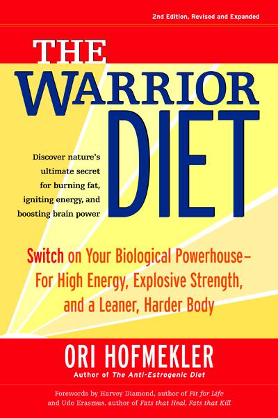 Warrior Diet Cover