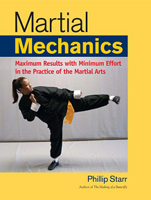 Martial Mechanics Cover
