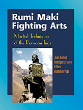 Rumi Maki Fighting Arts Book Cover