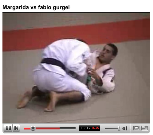 Margarida vs. Fabio Gurgel on YouTube