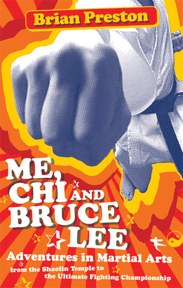 Me, Chi and Bruce Lee