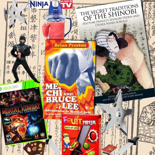 Ninja gift guide